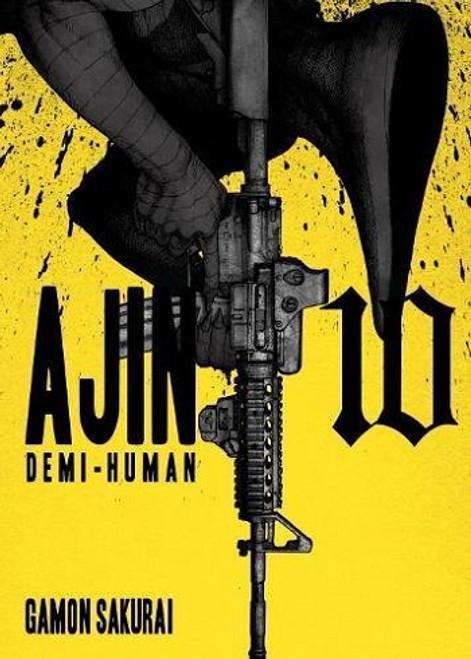 Ajin: Demi-Human Graphic Novel 10