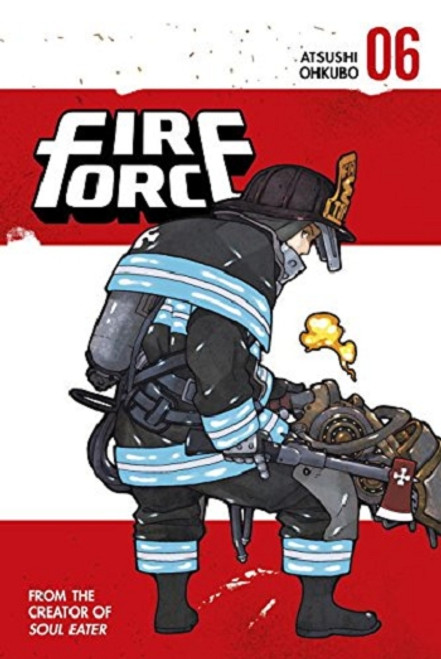Fire Force Graphic Novel 06