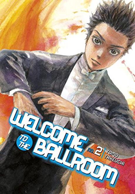 Welcome to the Ballroom Manga 02