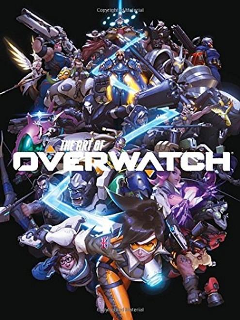 The Art of Overwatch Art Book (HC)