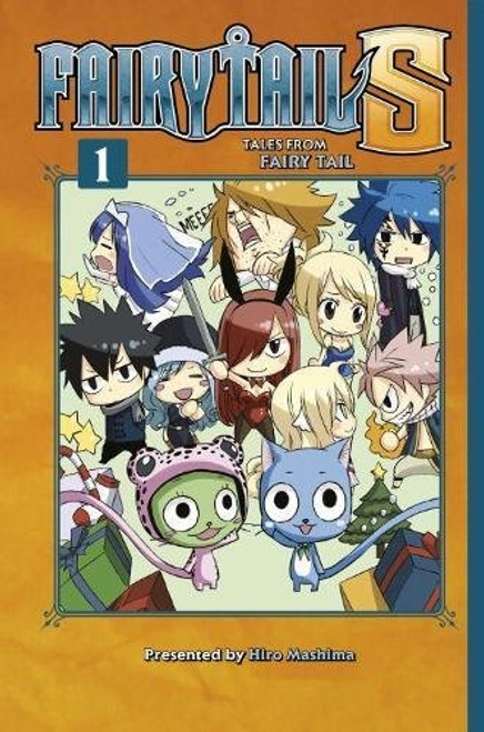 Fairy Tail S:Tales from Fairy Tail Graphic Novel 01