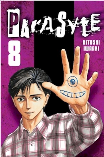 Parasyte Graphic Novel 08