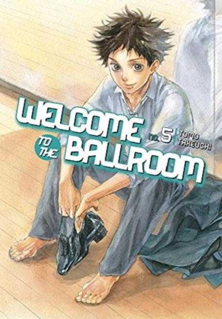 Welcome to the Ballroom Manga 05