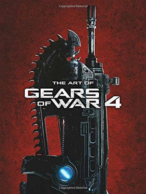 The Art of Gears of War 4 Art Book (HC)