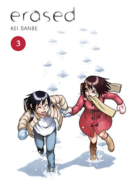Erased Graphic Novel 03 (Hardcover)