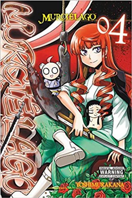 Murcielago Graphic Novel 04