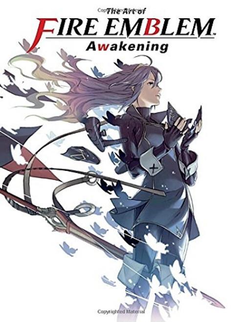 The Art of Fire Emblem: Awakening Art Book (HC)