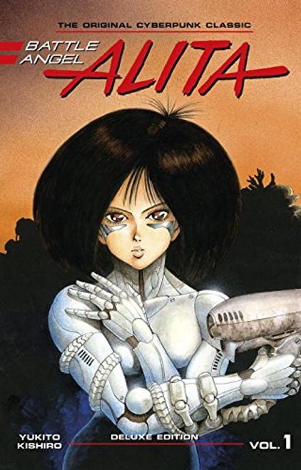 Battle Angel Alita Delux Edition Vol. 1 (Hardcover)