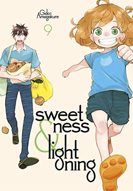 Sweetness and Lightning Graphic Novel 09