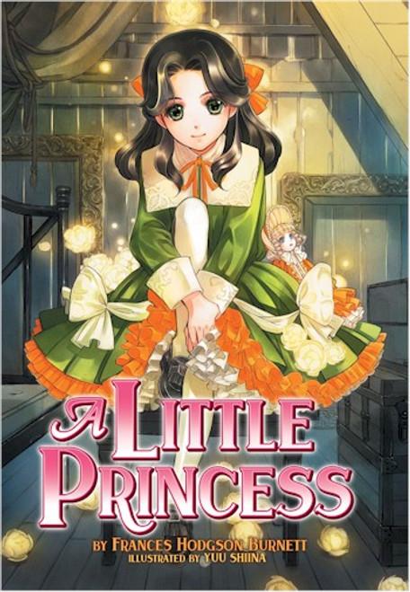 Illustrated Classics - A Little Princess Graphic Novel
