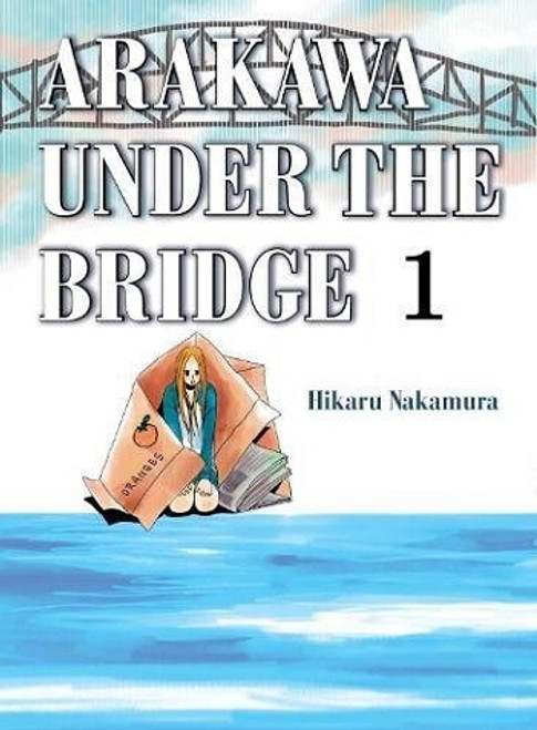 Arakawa Under The Bridge Graphic Novel Vol. 01