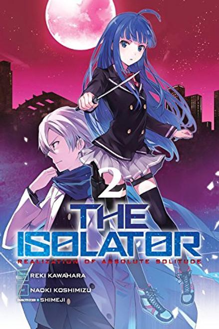The Isolator Graphic Novel 02