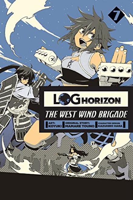 Log Horizon: The West Wind Brigade Graphic Novel 07
