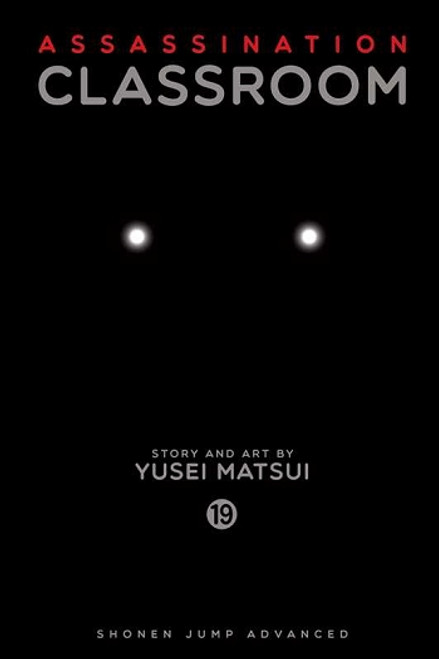 Assassination Classroom Graphic Novel 19