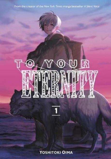 To Your Eternity Graphic Novel 01