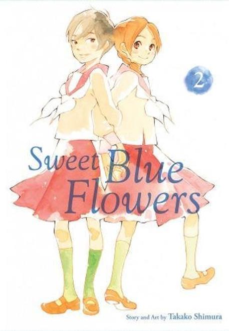 Sweet Blue Flowers Graphic Novel Vol. 2