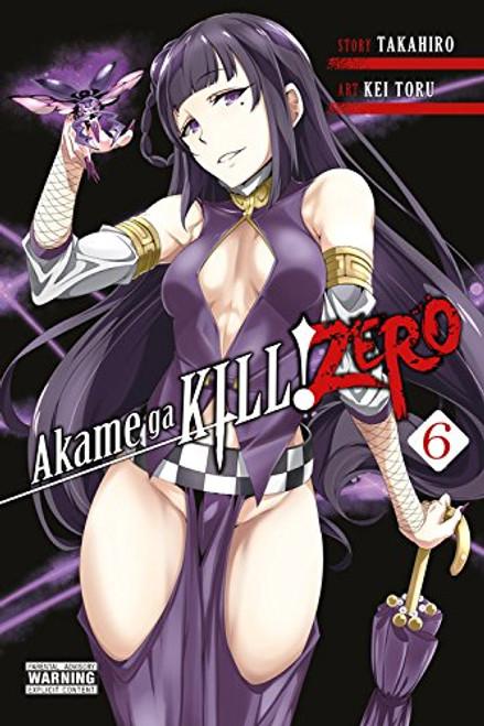 Akame ga KILL! ZERO Graphic Novel 06
