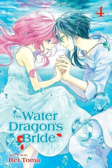 The Water Dragon's Bride Graphic Novel 04
