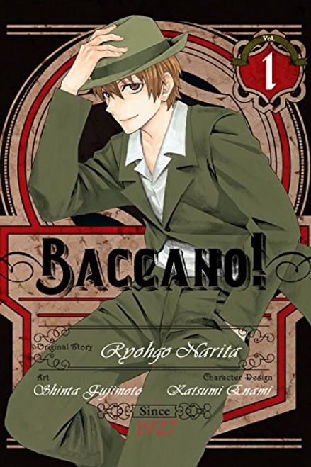 Baccano! Graphic Novel 01