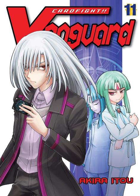 Cardfight!! Vanguard Graphic Novel Vol. 11