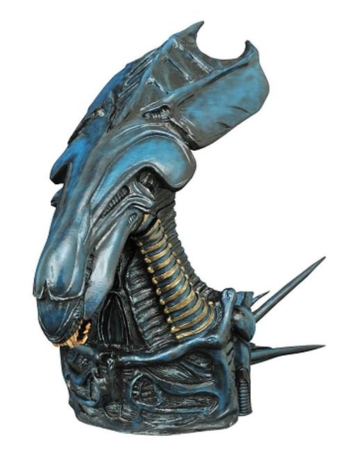 Aliens Coin Bank Figure - Alien Queen Bust