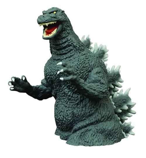 Godzilla Coin Bank Figure - Godzilla 1989 Bust