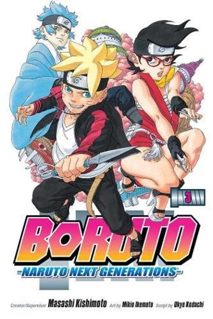 Boruto Vol. 03