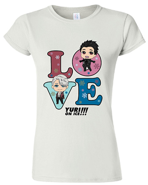Yuri!!! On ICE Babydoll - LOVE