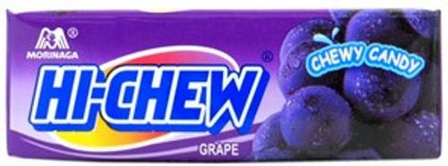 Morinaga Hi-Chew Candy - Grape (Small)