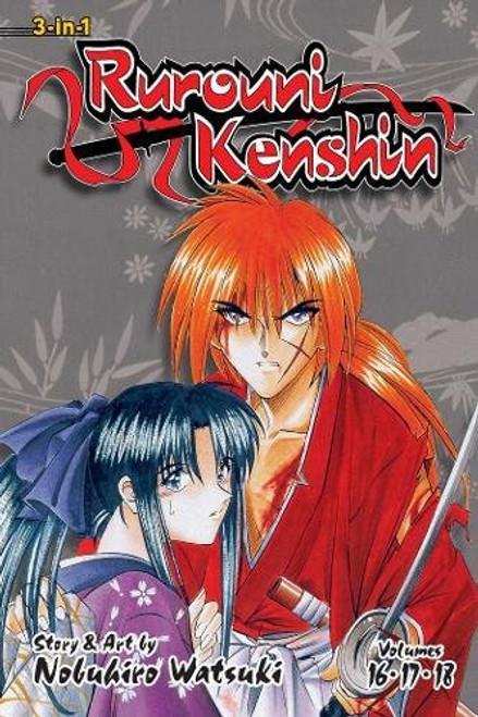 Rurouni Kenshin Omnibus Manga 06