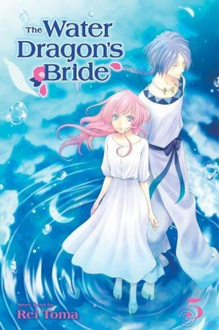 The Water Dragon's Bride Graphic Novel 05