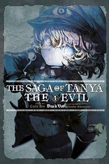 The Saga of Tanya the Evil Novel 01