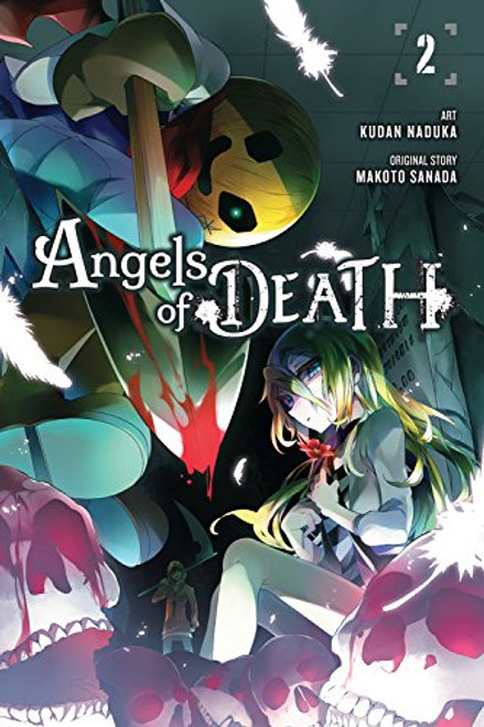 Angels of Death Graphic Novel 02