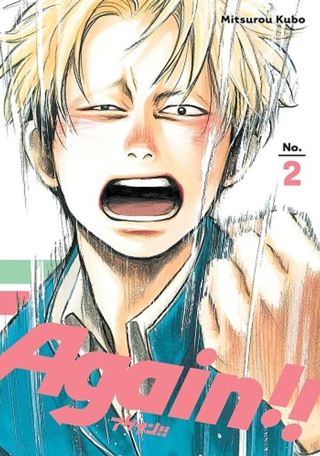 Again!! Graphic Novel 02