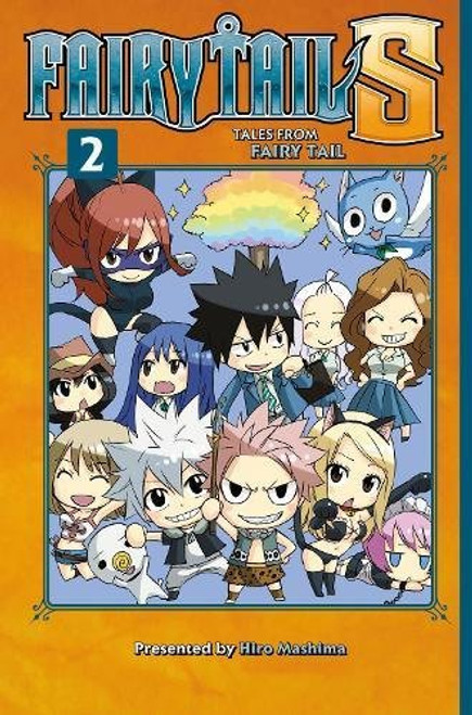 Fairy Tail S:Tales from Fairy Tail Graphic Novel 02