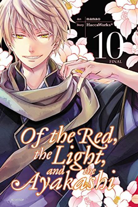 Of The Red, The Light, And The Ayakashi Manga 10