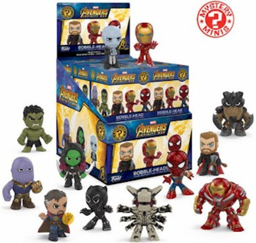 Avengers Infinity War Set 1 Mystery Mini Figure