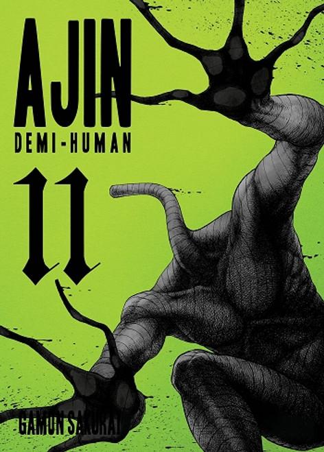 Ajin: Demi-Human Graphic Novel 11