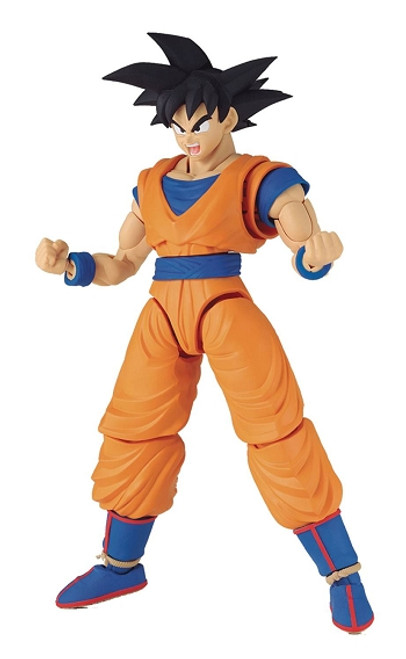 Dragon Ball Z Model Kit: Son Goku