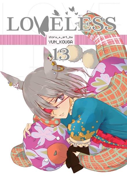 Loveless Graphic Novel Vol. 13