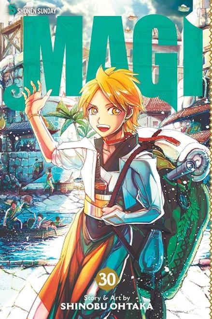 Magi The Labyrinth of Magic Graphic Novel Vol. 30