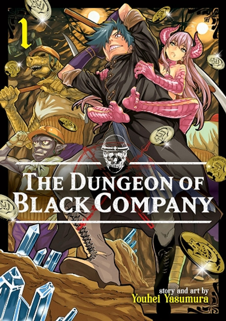 The Dungeon Of Black Company Graphic Novel Vol. 01