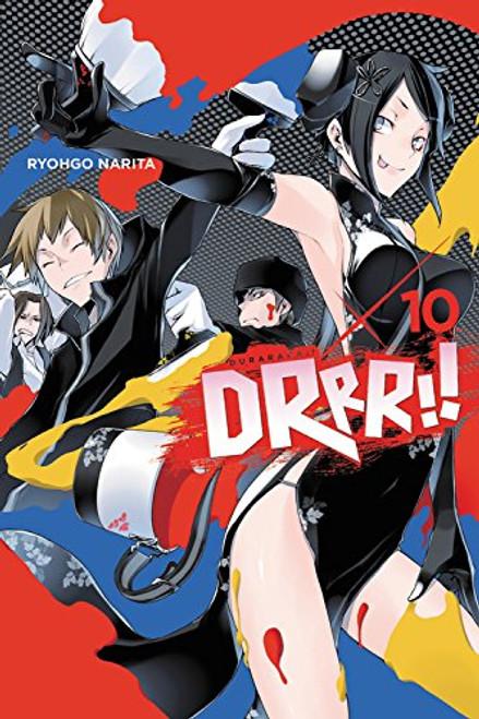 Durarara!! Novel 10