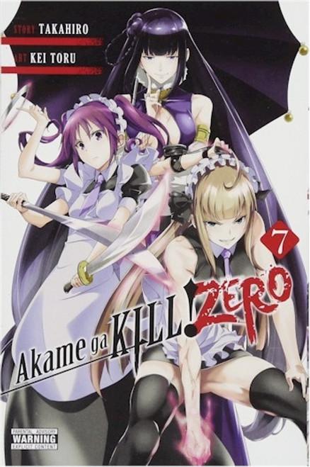 Akame ga KILL! ZERO Graphic Novel 07