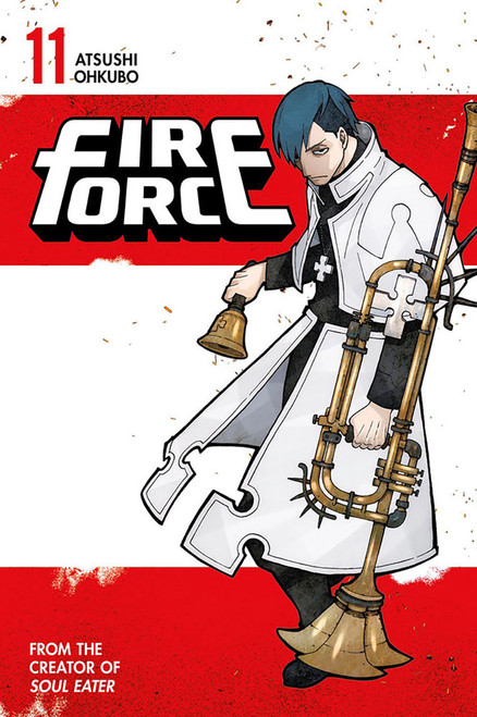 Fire Force Graphic Novel 11