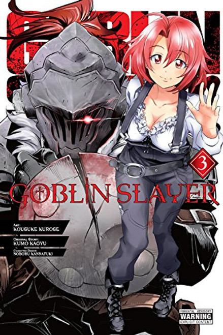 Goblin Slayer Graphic Novel 03