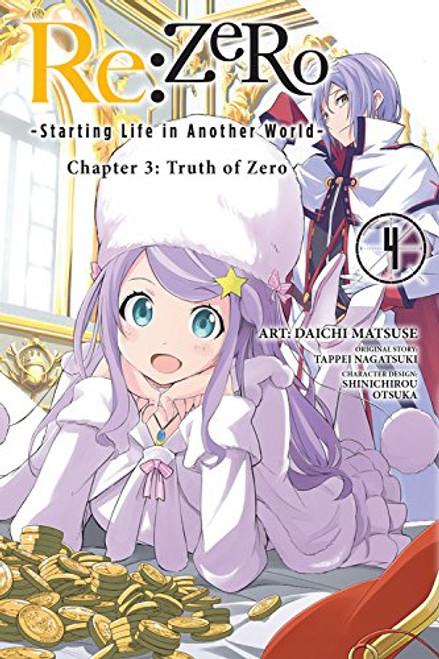 Re:Zero -Starting Life in Another World 3 - Manga 04