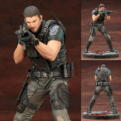 Resident Evil / Biohazard Vendetta ARTFX - Chris Redfield