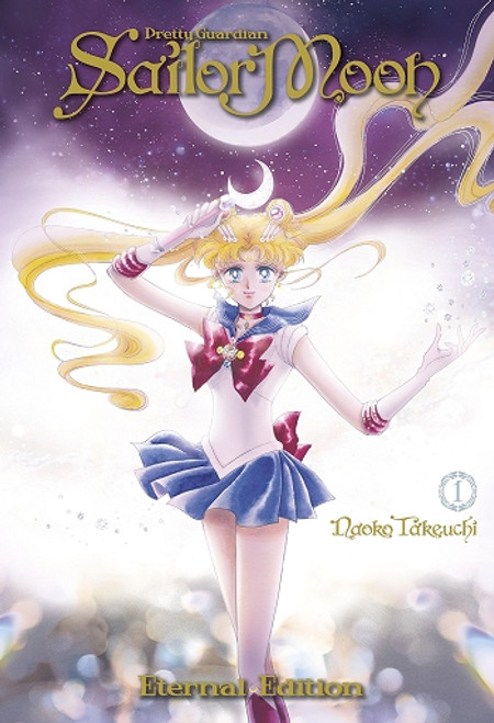 Sailor Moon Eternal Edition Vol. 01