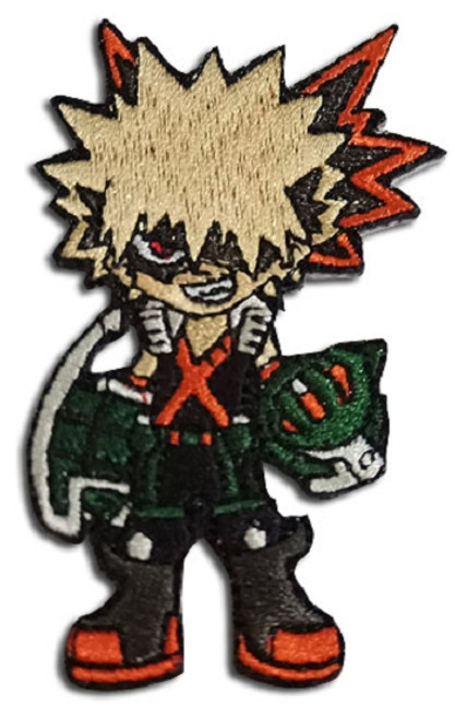 My Hero Academia Patch - SD Bakugo